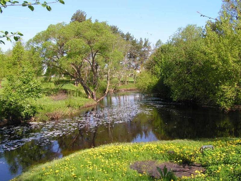 фото слияние рек